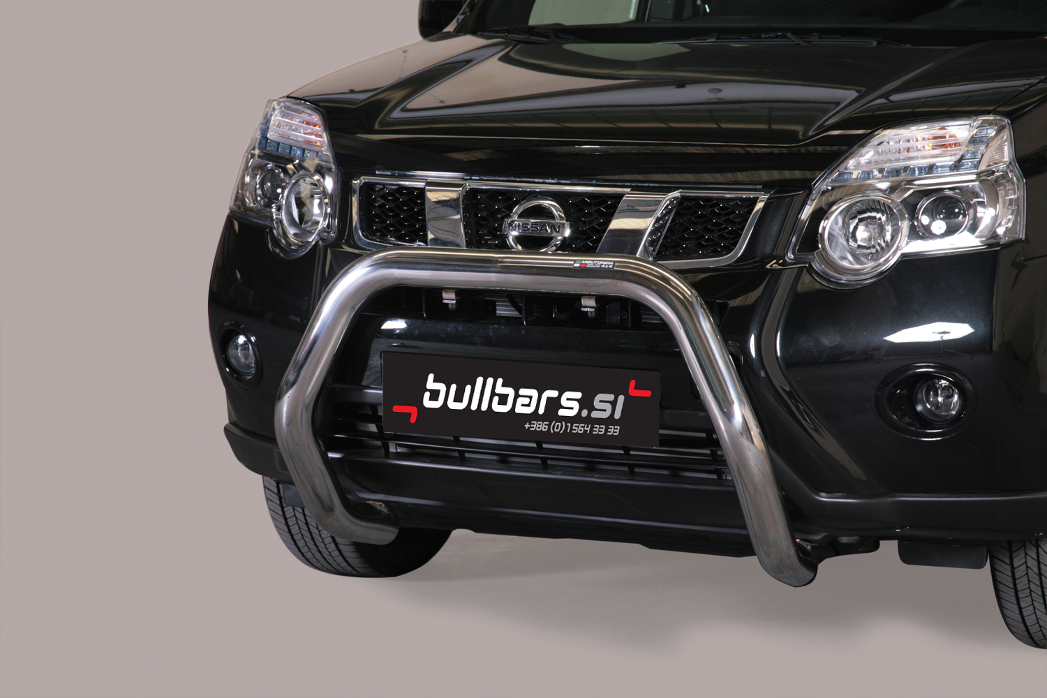 nissan x trail 2011 2014 eu inox bull bar fi76. Black Bedroom Furniture Sets. Home Design Ideas