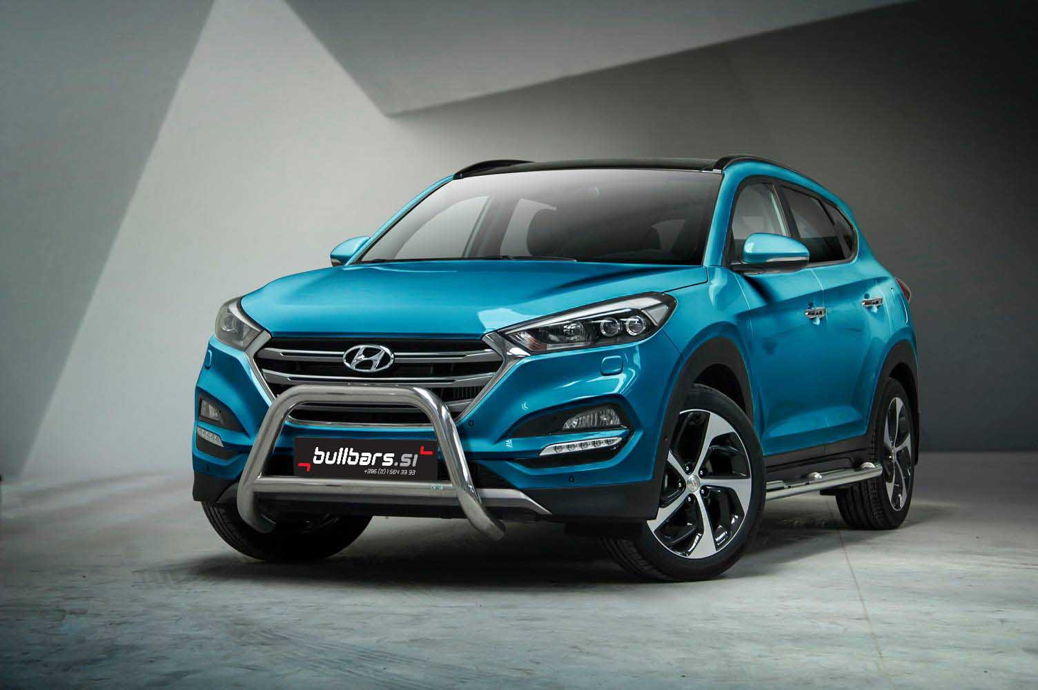 hyundai tucson 2015 eu inox bull bar fi70 s pre no cevjo. Black Bedroom Furniture Sets. Home Design Ideas